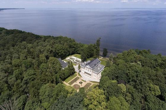 location vacances villa pieds dans l'eau szczecin poméranie occidentale pologne - 2